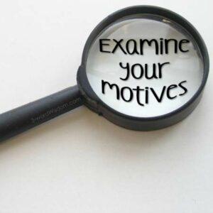 Examine-Motives