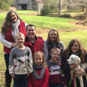 Peaden family Tennessee